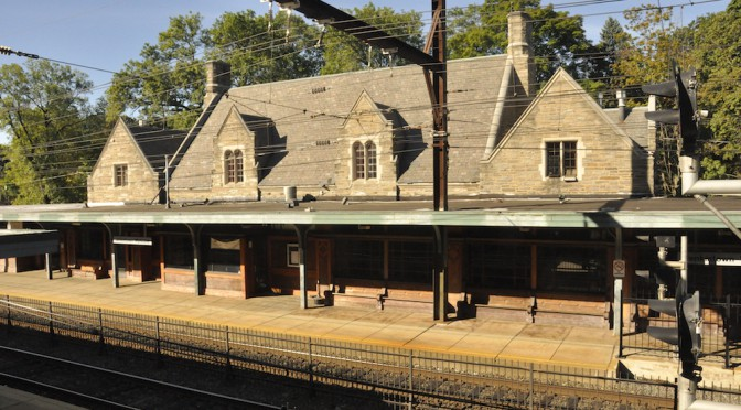 jenkintown train station