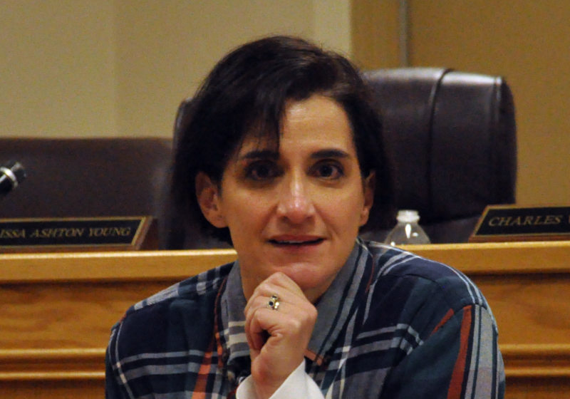 Mayor Allyson Dobbs